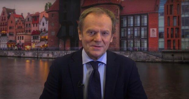 Donald Tusk / YouTube:  cdutv