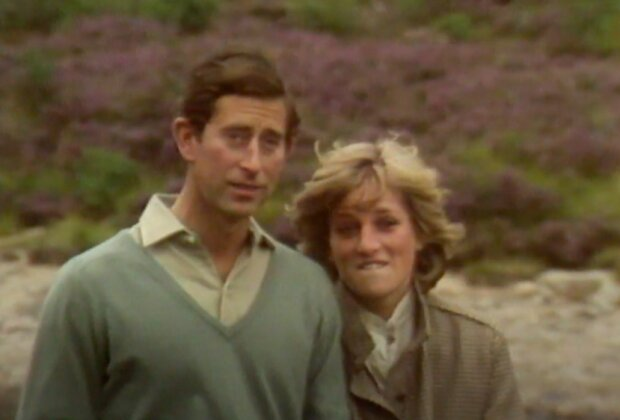 Księżna Diana i książę Karol / YouTube:  Real Royalty