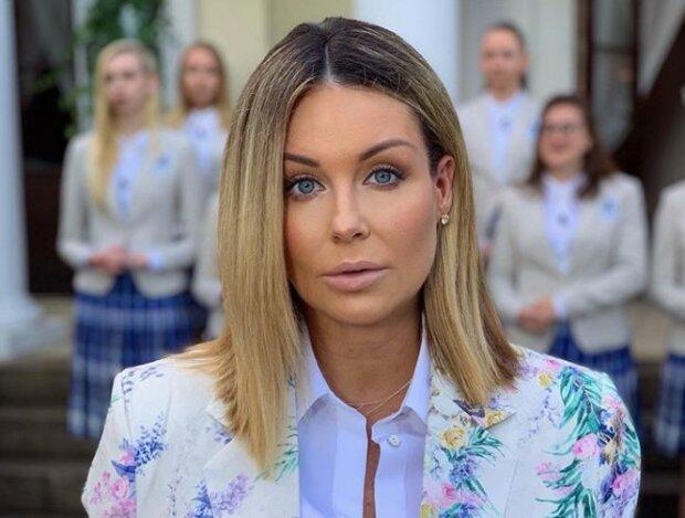 Małgorzata Rozenek-Majdan/screen Instagram