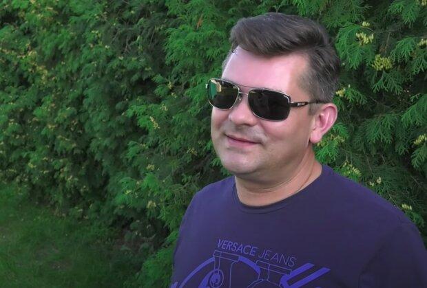 Zenek Martyniuk z rodziną / YouTube
