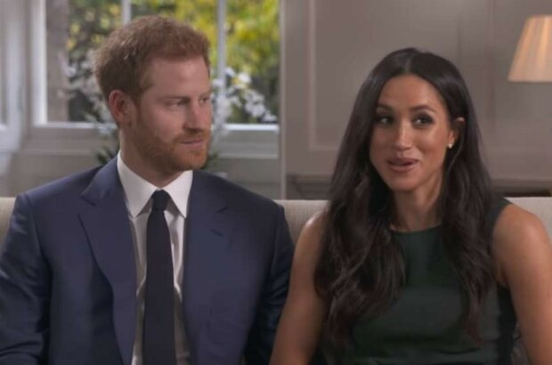 Harry i Meghan/screen YouTube