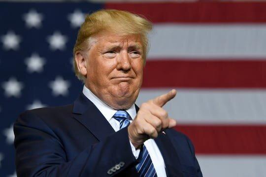 Dlatego Donald Trump nie przyjechał na obchody do Polski? Dorian to tylko wymówka
