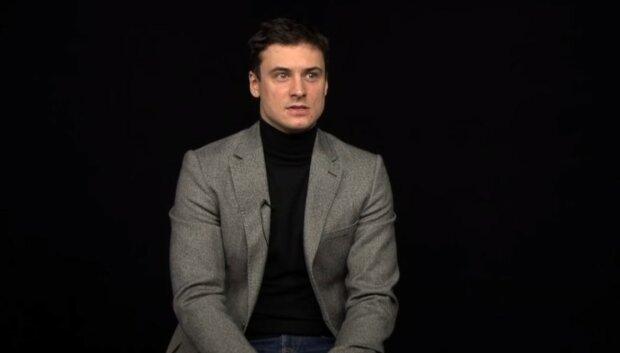 Mateusz Damięcki/źródło: YouTube/FilmWebTV