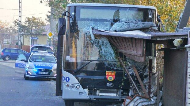 Wypadek, Warszawa/ https://tvn24.pl/