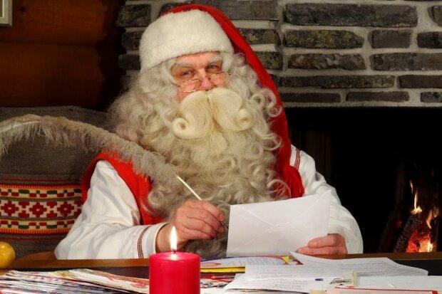 Święty Mikołaj/screen Youtube @Santatelevision