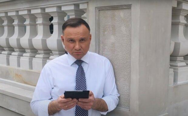 źródło: YouTube/ W Pałacu Prezydenckim