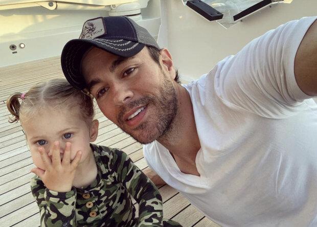 Enrique Iglesias. Źródło: instagram.com