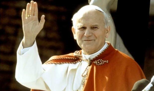 Jan Paweł II. Źródło: Youtube Zjawiska Niewyjaśnione