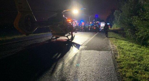 Sobota 22 sierpnia, godz. 22:30. Na DK 88 w Gliwicach rozległy się sygnały służb ratunkowych. Bliskim 9 osób składamy najszczersze kondolencje