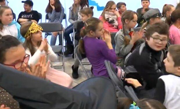 Akcja Zima w Mieście/ screen youtube