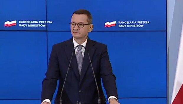 Niespodziewana konferencja prasowa Mateusza Morawieckiego. Media donoszą, że przestał ukrywać rządowy plan na kolejny lockdown