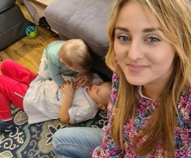Ania Bardowska zachwycona zachowaniem synka. Jej wpis nie pozostawia wątpliwości. O co chodzi