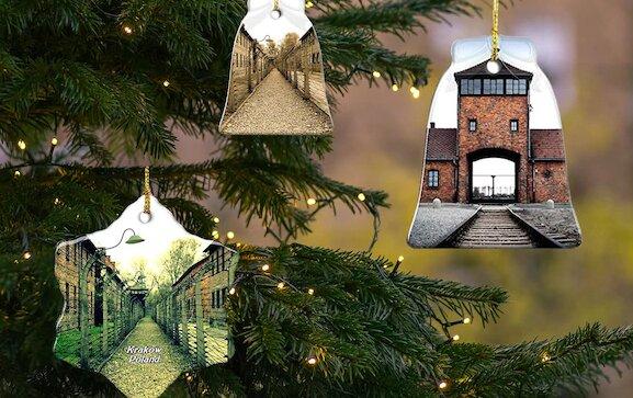 Zatrważające motywy na ozdobach świątecznych. Znany sklep został zmuszony do wycofania ich ze sprzedaży