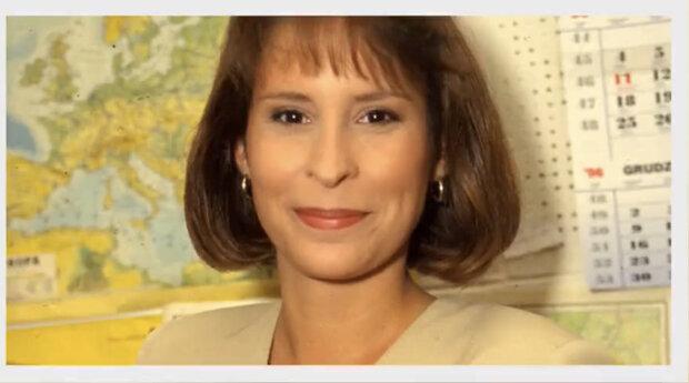 Lucyna Grobicka. Źródło: youtube.com