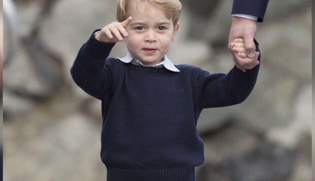 Książę George/YouTube @Dla Ciekawskich