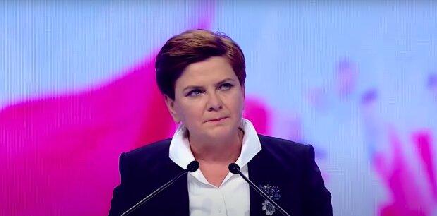 Beata Szydło / YouTube:  naTemat.pl