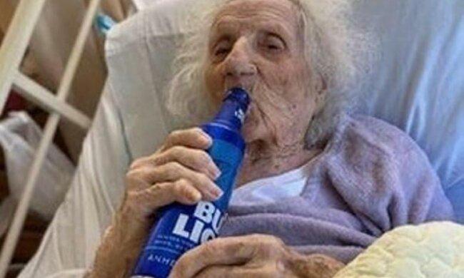 103-latka wygrała walkę z wirusem. W pokonaniu pandemii pomogły jej polskie korzenie?