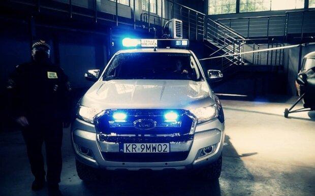 Kraków: mieszkaniec zaniepokoił się tym widokiem na jednym z przystanków. Na miejsce została wezwana straż miejska. Co się wydarzyło