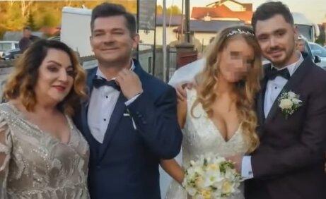 Zenek Martyniuk z żoną oraz Daniel Martyniuk z żoną. Źródło: Youtube