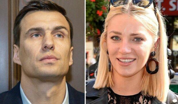 Jarosław Bieniuk i Martyna Gliwińska.