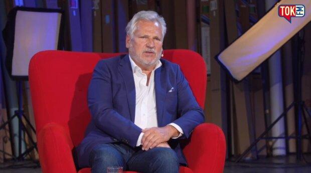 Aleksander Kwaśniewski. Źródło: Youtube Radio TOK FM