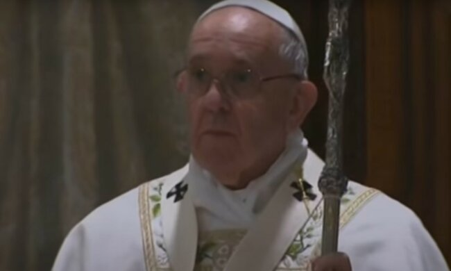 Papież Franciszek/ YouTube