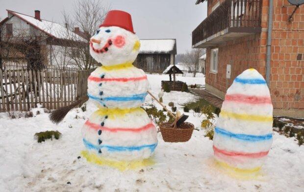Śnieg. Źródło: Youtube Maksymilian Mędrygał