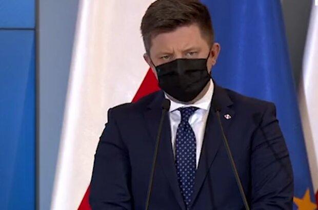 Michał Dworczyk/ screen yt