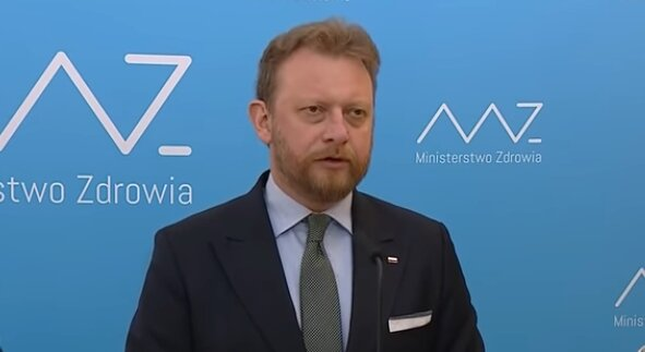 Łukasz Szumowski zdradził swoje plany. Źródło: YouTube