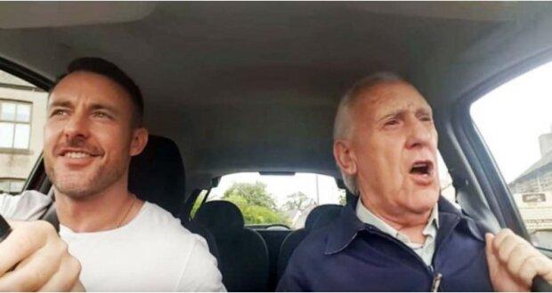 ojciec cierpi na chorobę Alzheimera, screen Google