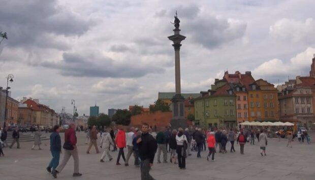 Warszawa/ Screen YouTube