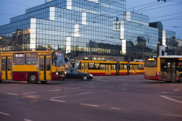 Komunikacja miejska, Warszawa