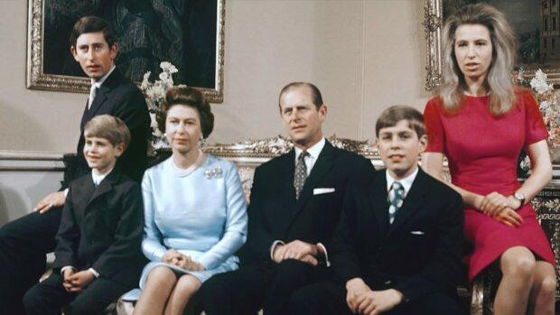 Rodzina Windsorów/ screen youtube