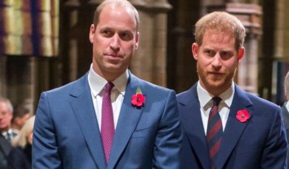 Książę William i Harry. Źródło: plejada.pl
