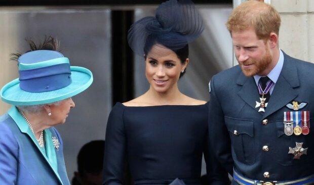 Królowa Elżbieta/screen Youtube @Sky News Australia