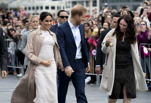 Księżna Meghan nie jest w ciąży. Przerażająca prawda o żonie księcia Harry'ego