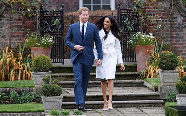 Jak będzie mieszkać para książęca? Harry i Meghan Markle zaprosili kamery do swojego prywatnego domu