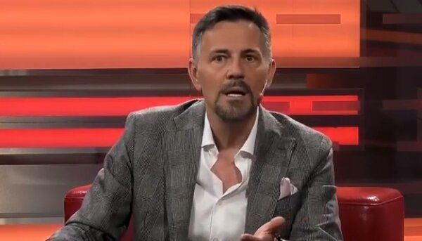Krzysztof Ibisz. Źródło: Youtube
