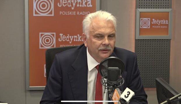 Waldemar Kraska. Żródło: youtube.com