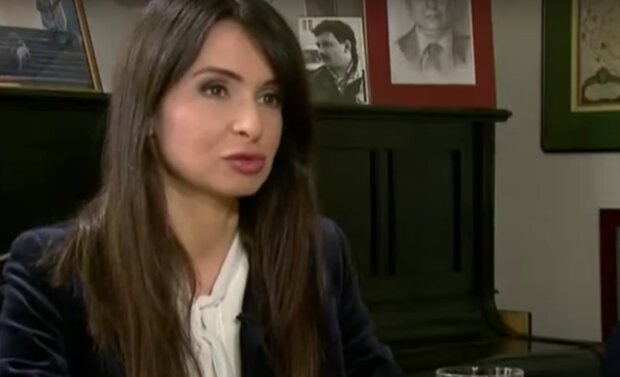 Marta Kaczyńska/ screen youtube