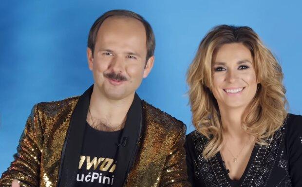 Sławomir i Kajra/YouTube @Plotek.pl