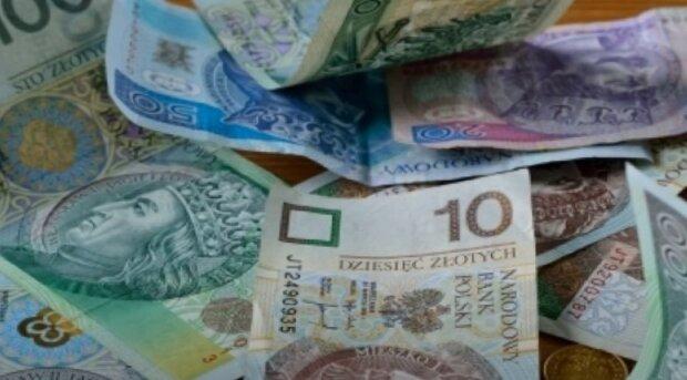 Gotówka, pieniądze, banknoty. YT