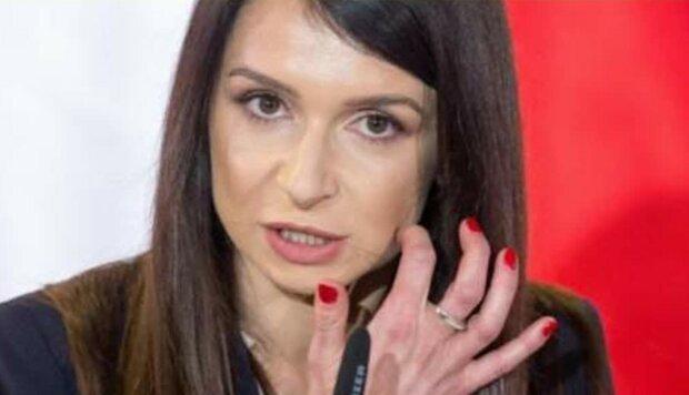 Marta Kaczyńska/screen Youtube @Najnowsze wiadomości
