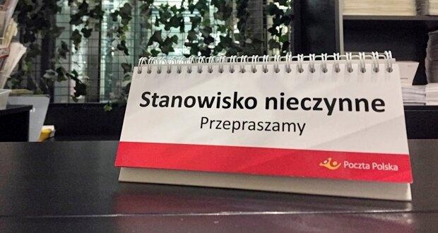 Poczta Polska. Źródło: rdc.pl