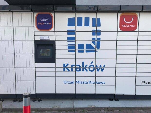 Kraków:  mieszkańcy zamiast do urzędu pójdą do paczkomatu. Jak będzie wyglądało załatwianie spraw bez kontaktu osobistego z urzędnikami