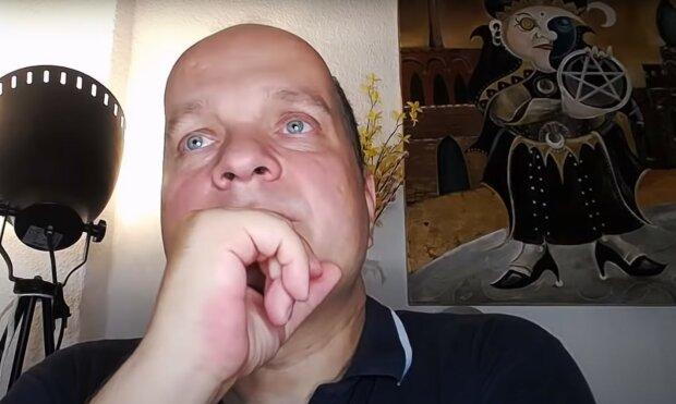 Wojciech Glanc podczas transmisji na żywo przewidział sobotnie wydarzenia w Gliwicach. To wywołuje ciarki na całym ciele