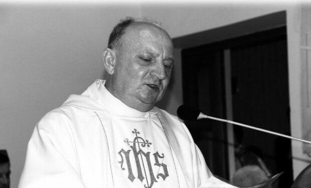 Ksiądz stracił przytomność podczas odprawiania eucharystii. Upadł i niestety nie udało się go uratować