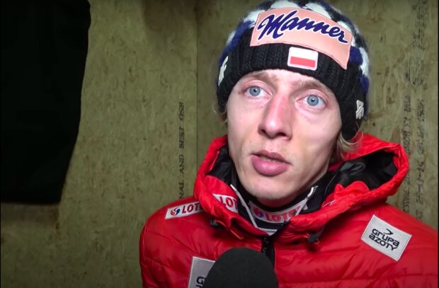 Dawid Kubacki / YouTube:  Skijumping