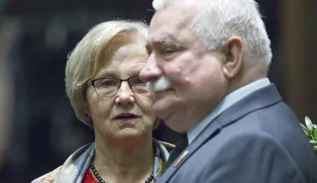 Od dawna wiadomo, że Danuta Wałęsa nie należy do najszczęśliwszych żon. Co tym razem zrobił jej mąż Lech