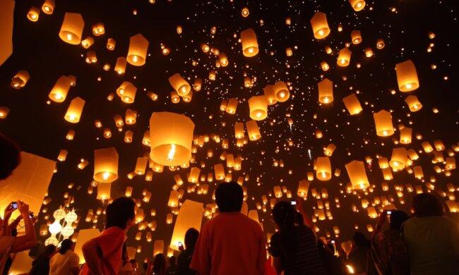 Chiński Festiwal Światła odbędzie się w Polsce! Gdzie i kiedy będzie można podziwiać iluminacje świetlne?